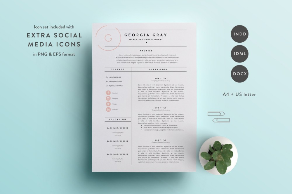 a4-and-us-letter-designer-resume-template