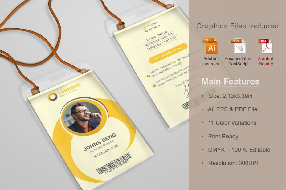ai-office-id-card-template