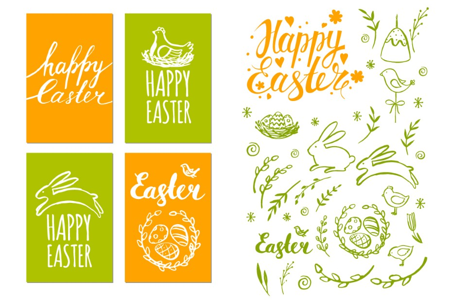 artistic-easter-card-template-psd
