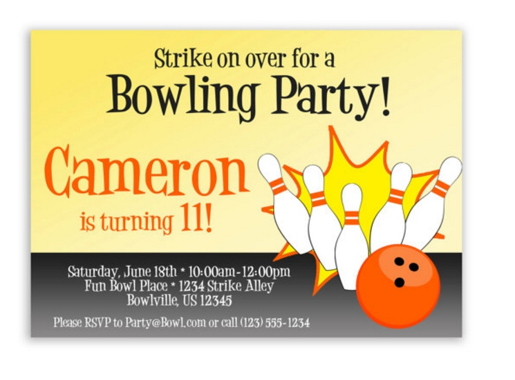 awesome-bowling-invitation-template