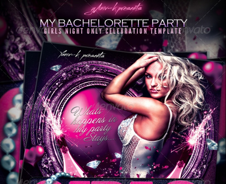 bachelorette-and-girls-night-invitation-template