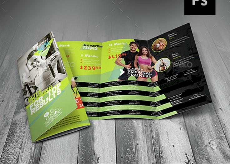 best-selling-fitness-brochure-template
