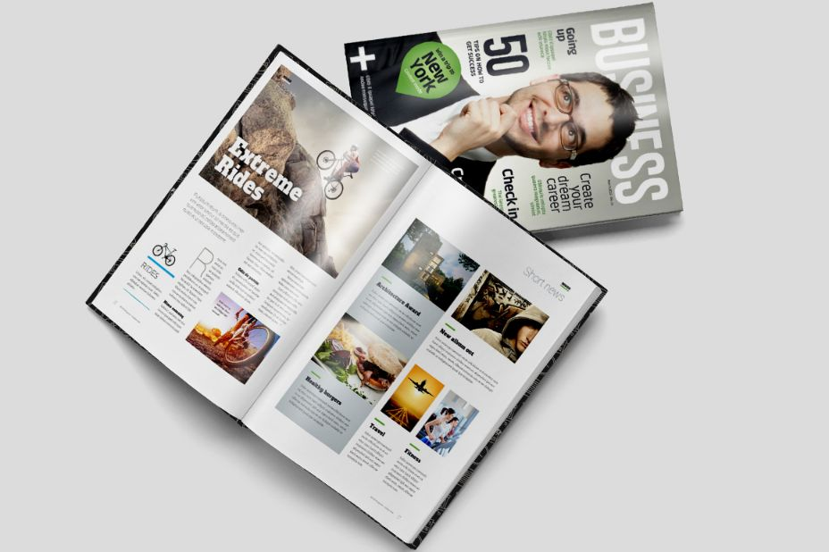 Book and Magazine Cover Mockup PSD (2)