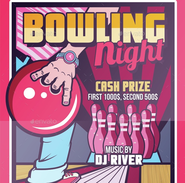 bowling-night-invitation-template-psd