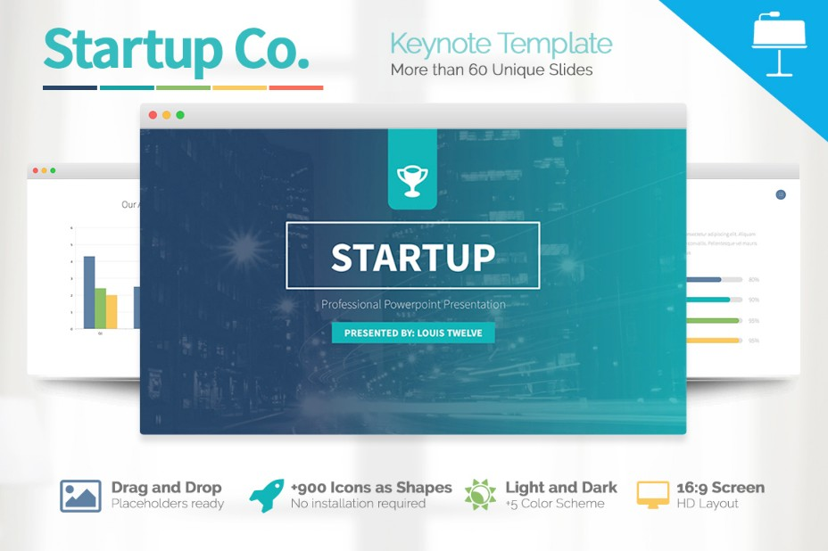 business-analysis-keynote-template