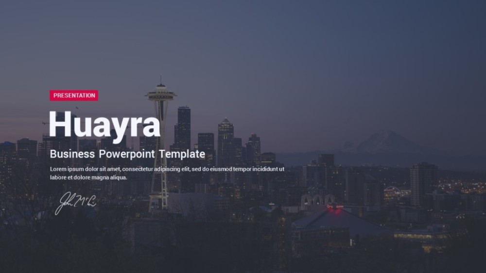 business-analysis-keynote-template
