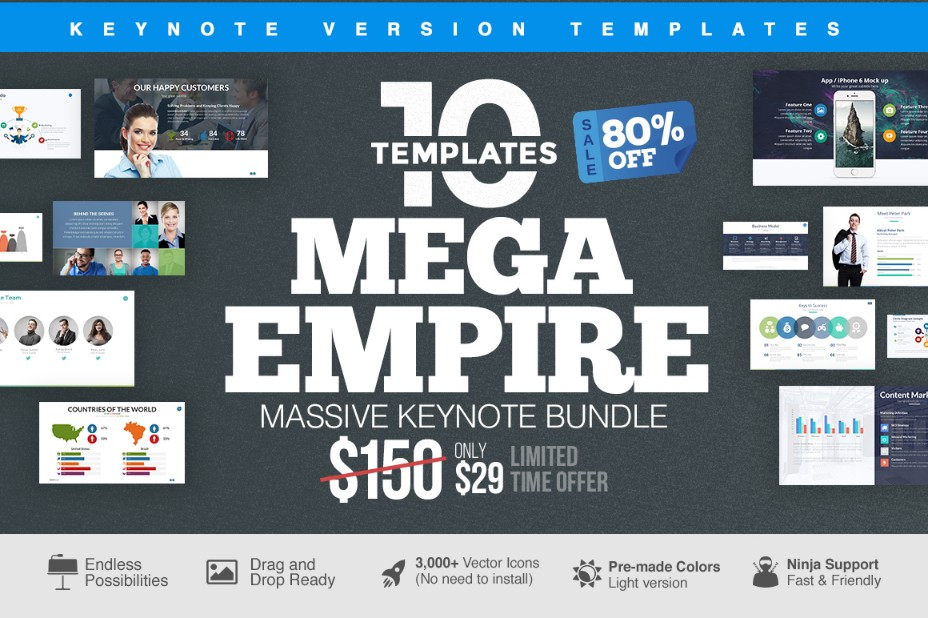business-keynote-template-bundle