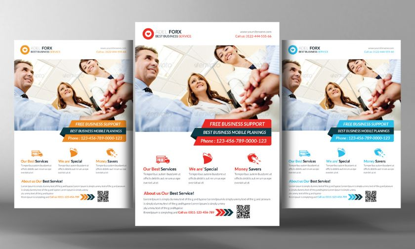 20+ Marketing Flyer Template Psd For Corporate, Product And Event