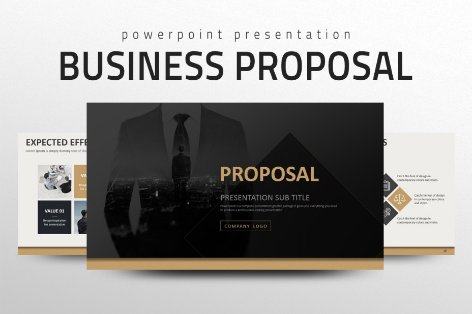 Business Plan Powerpoint Template Ppt And Pptx Format