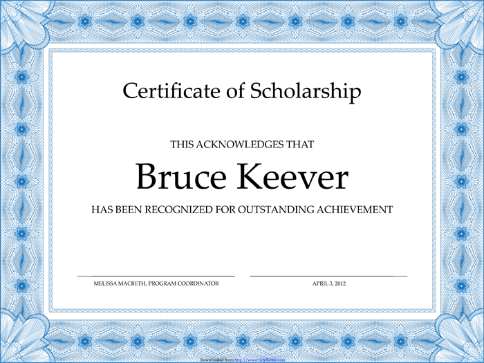 certificate-of-scholarship-template