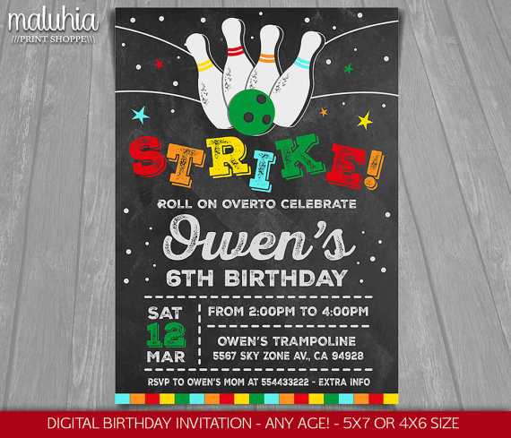 chalkboard-bowling-invitation-template