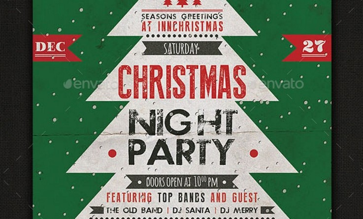 christmas-night-party-flyer-template