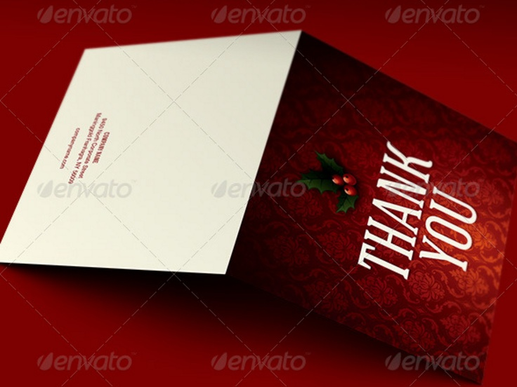 christmas-thankyou-card-template