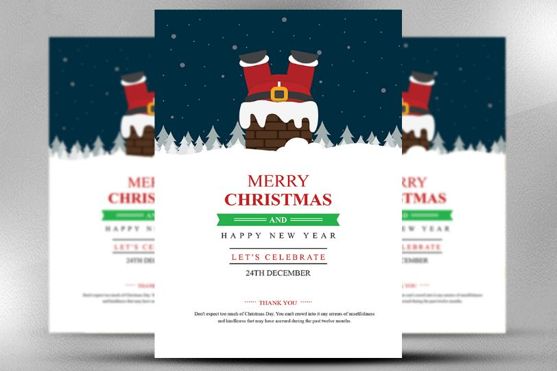 christmas-and-new-year-flyer-template