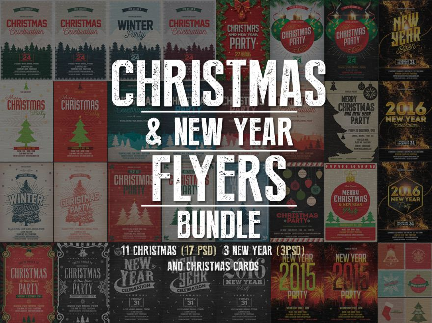 christmas-and-new-year-flyers-bundle