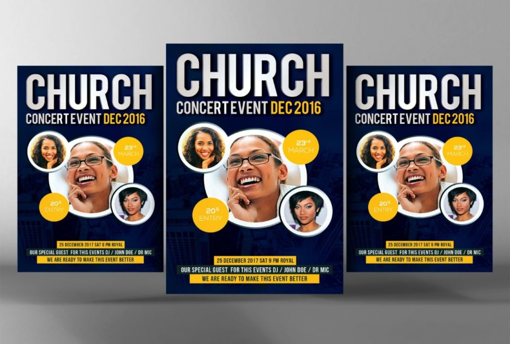 church-conference-flyer-template-psd