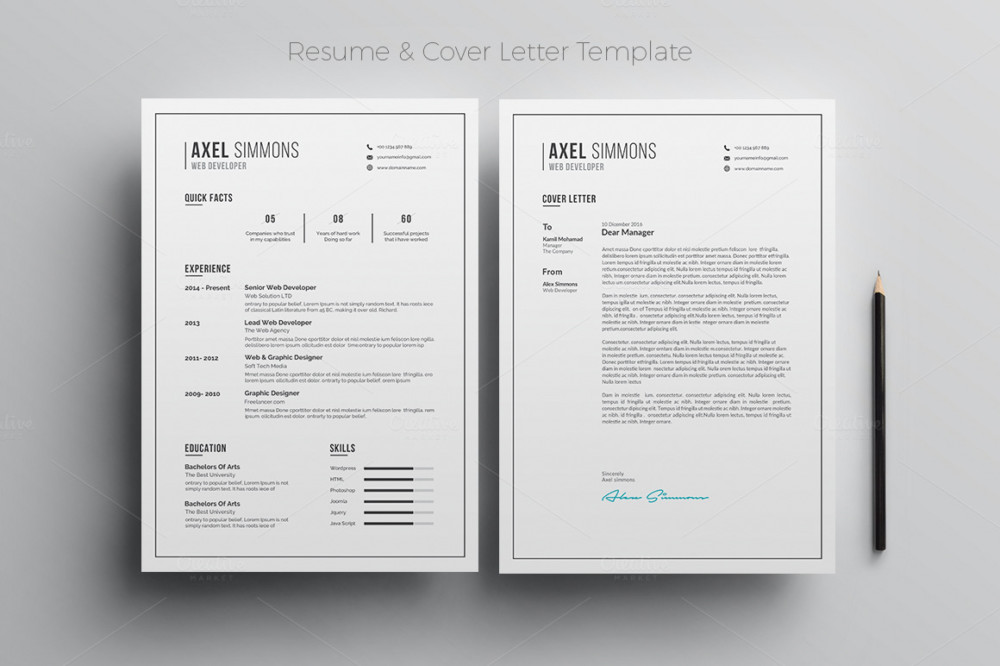 clean-and-professional-mba-resume-template