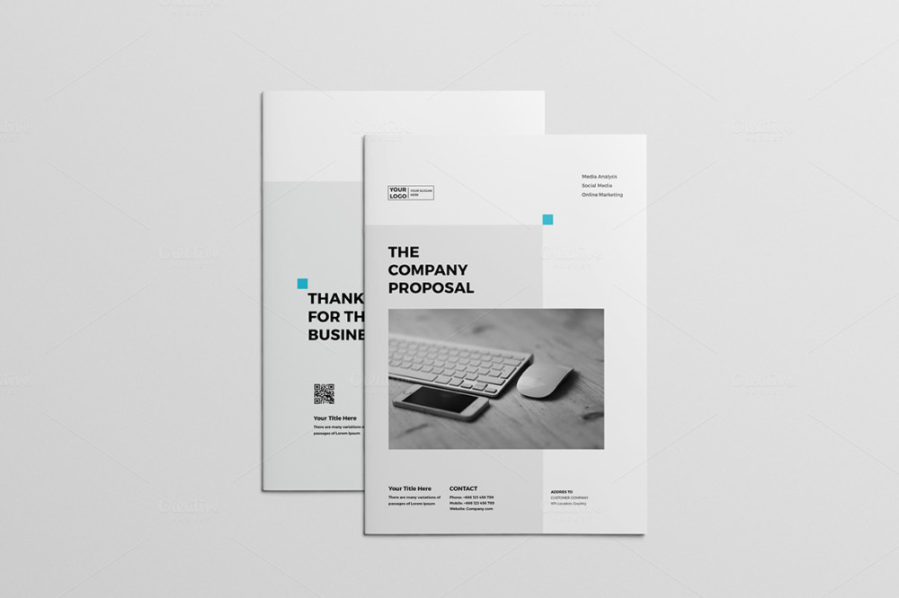 company-work-proposal-template