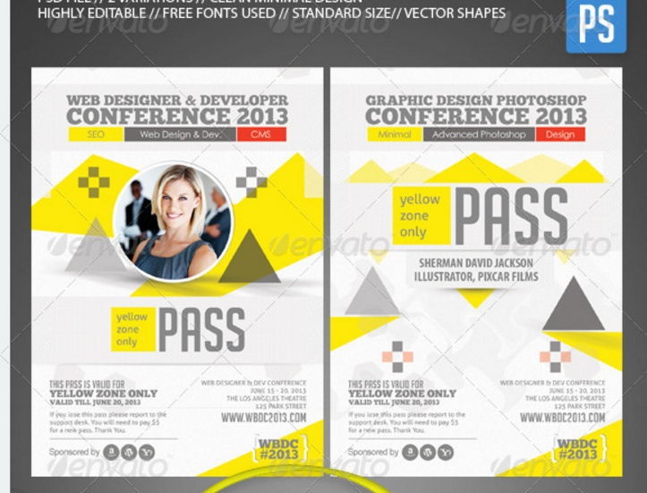 conference-identity-card-template-psd