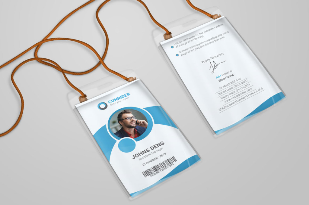 corporate-identity-card-template