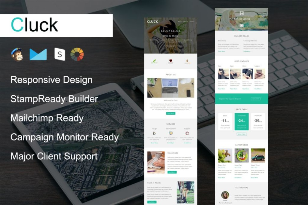 corporate-responsive-email-template