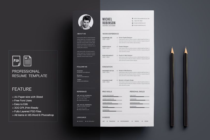 customizable-civil-engineer-resume-template