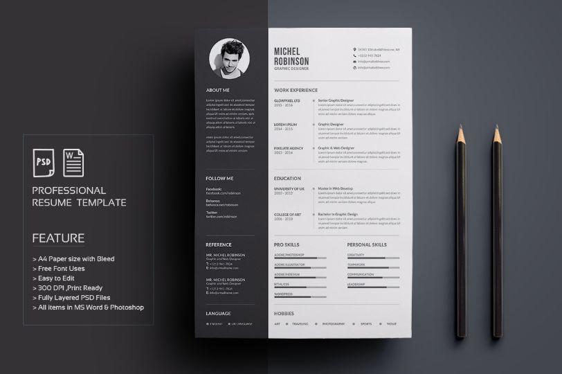 customizable-civil-engineer-resume-template