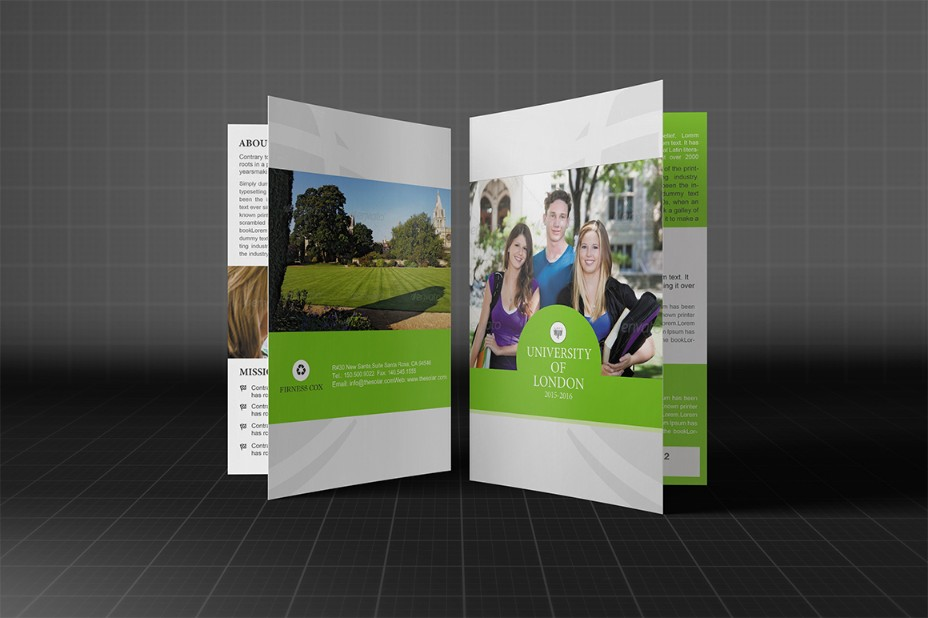 customizable-educational-brochure-template