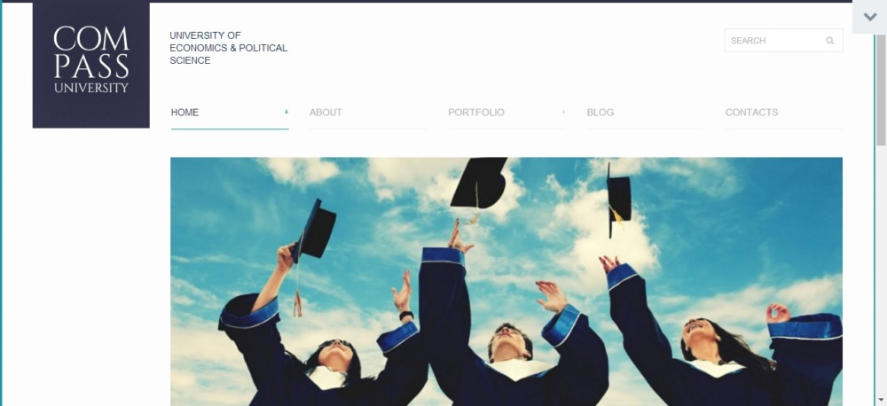 customizable-wordpress-university-theme