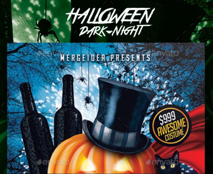 dark-halloween-invitation-psd-template