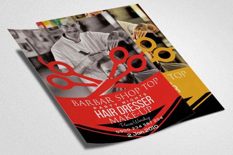 easy-editable-barber-shop-flyer-template