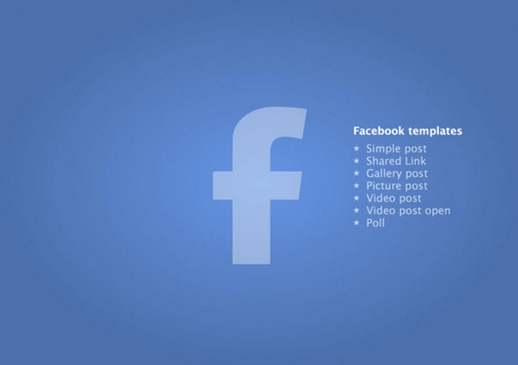 editable-facebook-powerpoint-template