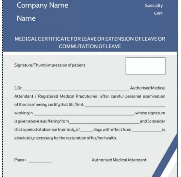 editable-medical-certificate-template
