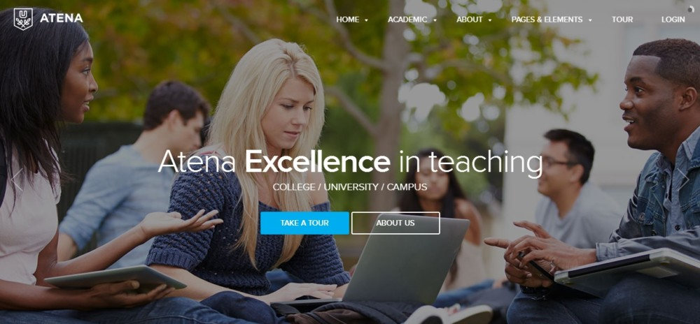 editable-wordpress-theme-for-university