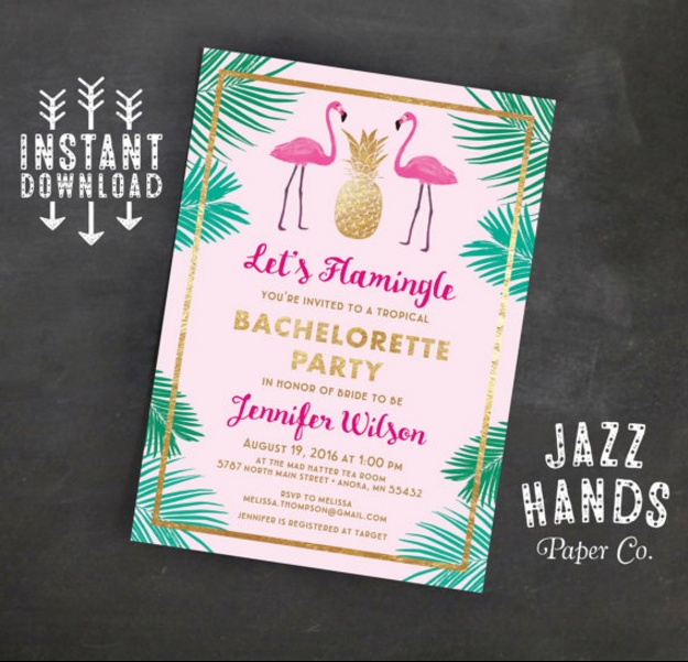 elegant-bachelorette-invitation-template