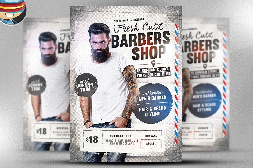 elegant-barber-shop-flyer-template-psd