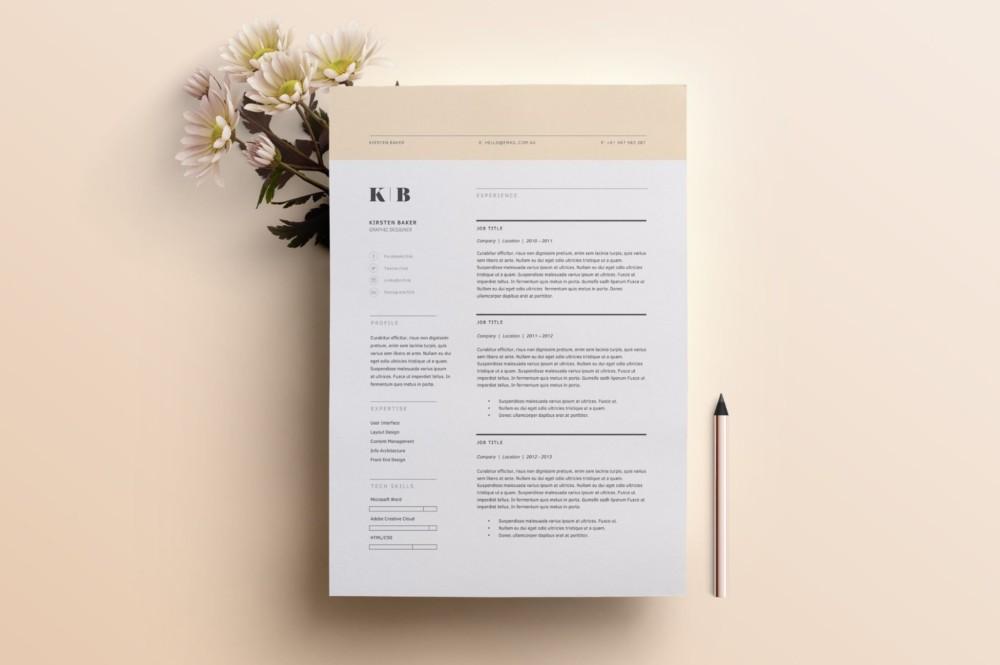 elegant-designer-resume-template