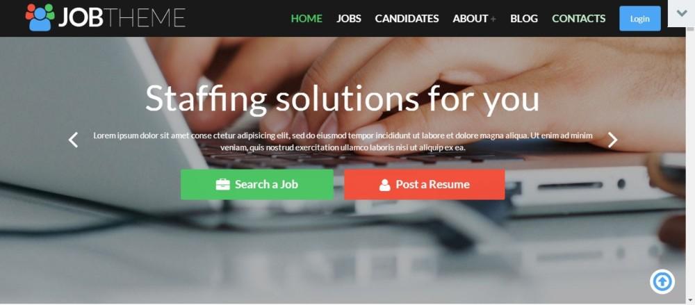 elegant-job-portal-wordpress-theme