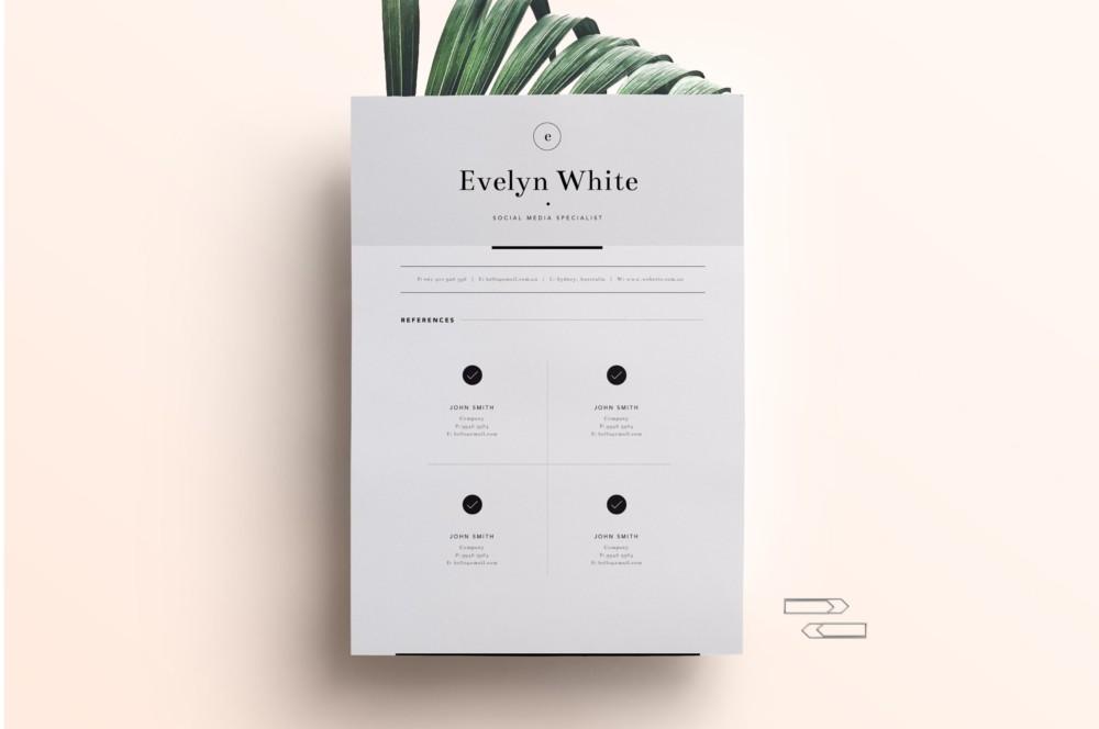 elegant-mba-resume-template-word