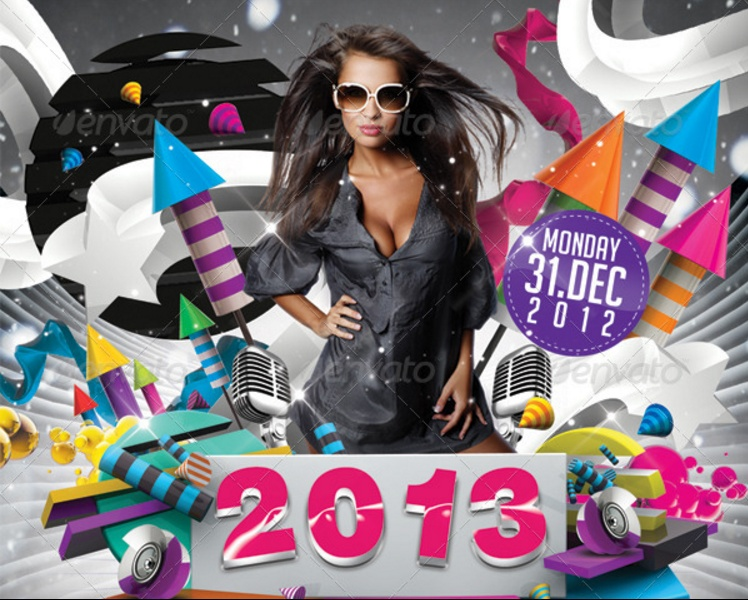 elegant-new-year-flyer-template