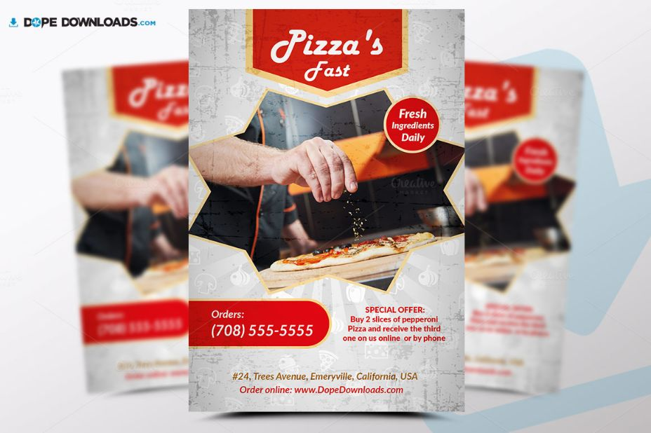 elegant-pizza-flyer-template-psd