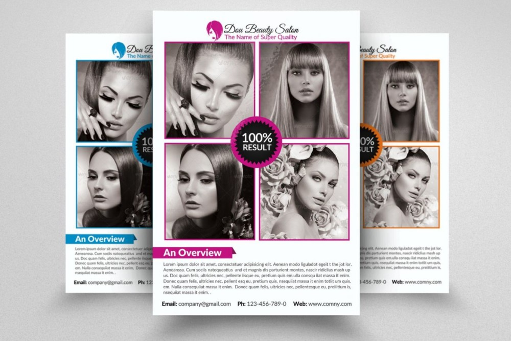 15+ Beauty Salon Flyer Template Psd, Ai And Vector Eps Format