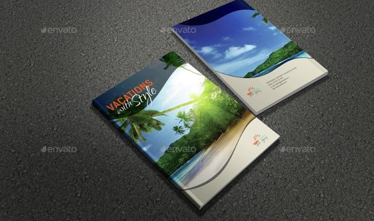 15 Tourism Brochure Template Word PSD InDesign and Vector EPS – Tourism Brochure Template