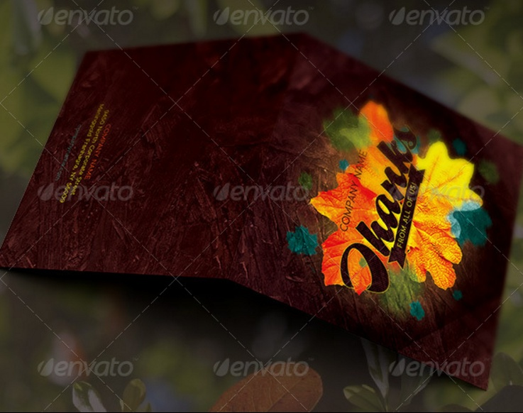 fall-thank-you-card-template