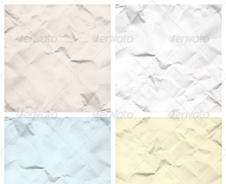 Folded Paper Texture Pack