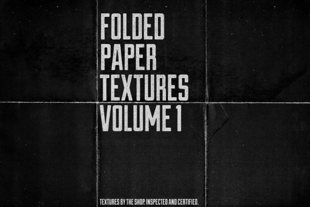 Folded Paper Textures Bundle