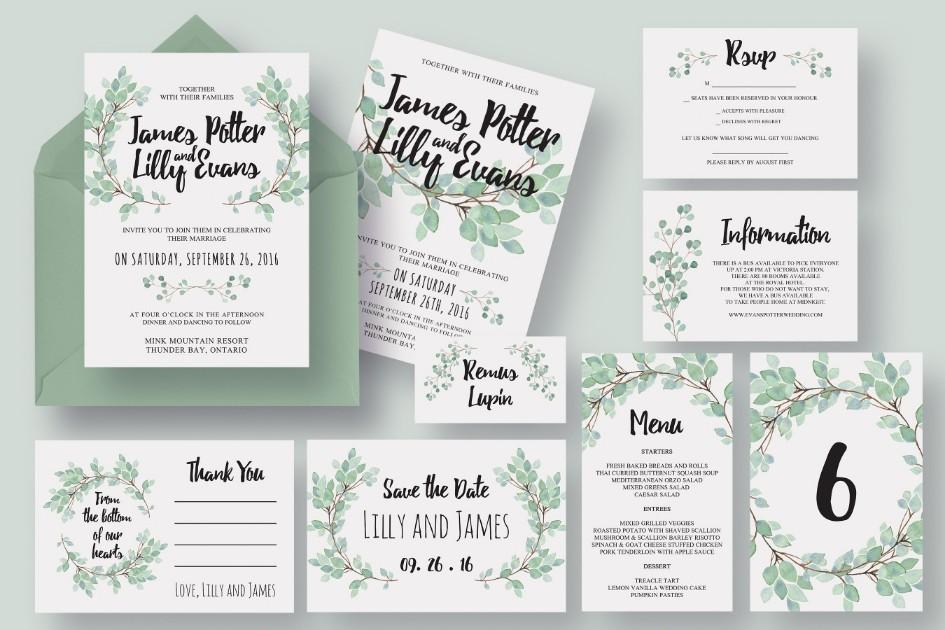 full-editable-wedding-invitation-suite-template