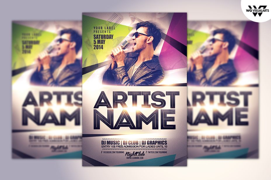 fully-customizable-concert-flyer-template