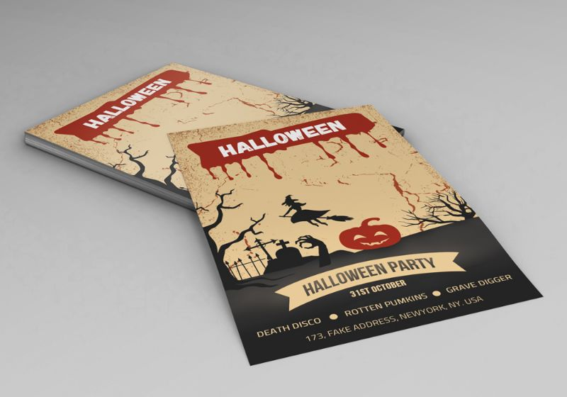 fully-editable-halloween-invitation-template