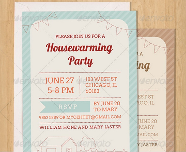 Housewarming Party Invitations Free Printable – Housewarming Party Invitations Free